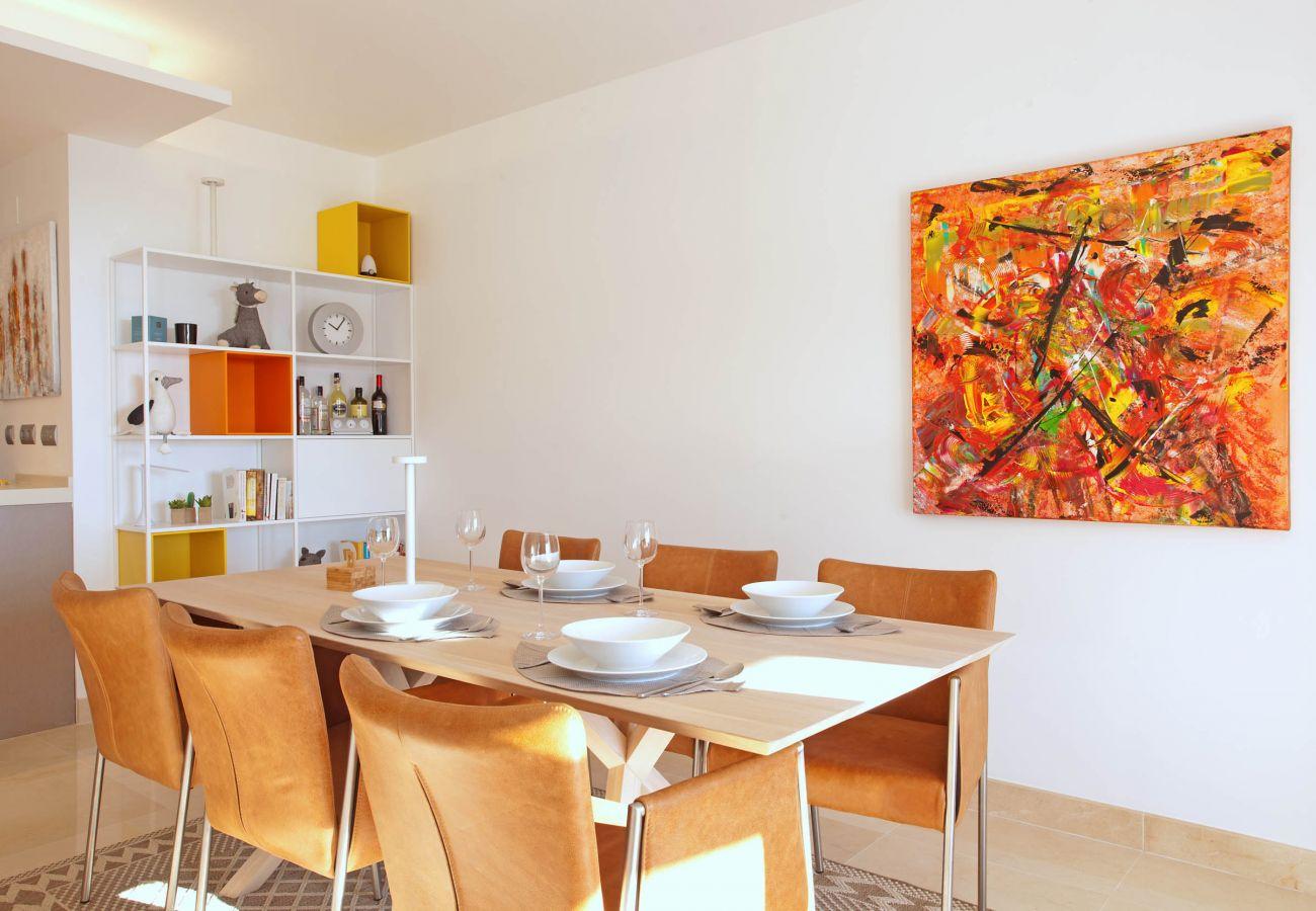 Apartamento en Ojen - Ático de lujo en un entorno natural