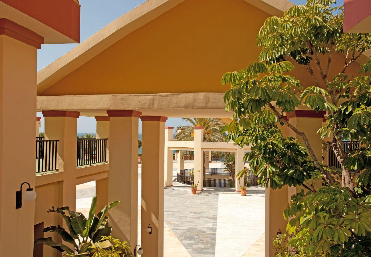 Estudio en Marbella - Estudio con vistas al mar en Elviria, Marbella