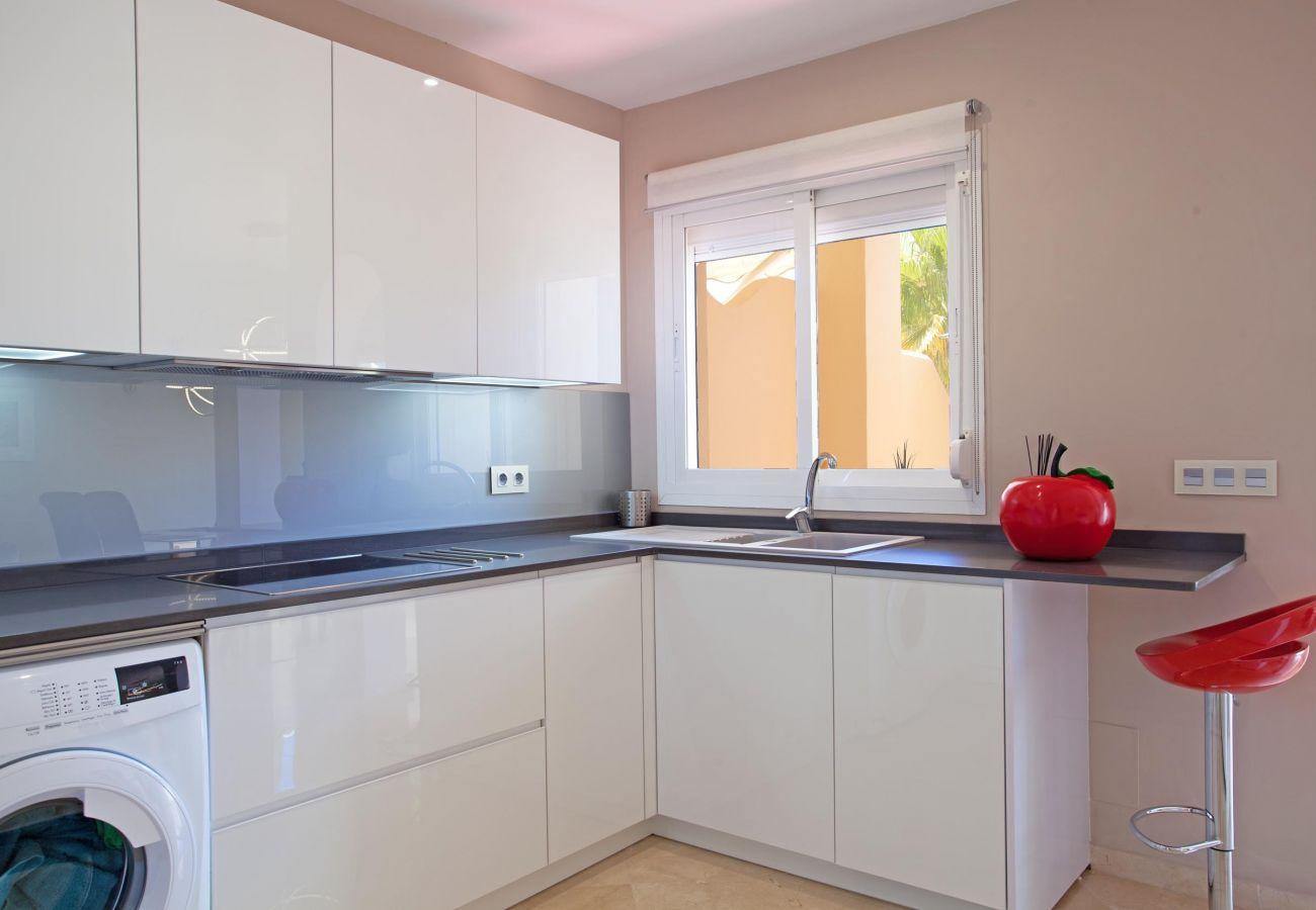 Apartamento en Marbella - Apartamento amueblado con gusto Aloha, Marbella