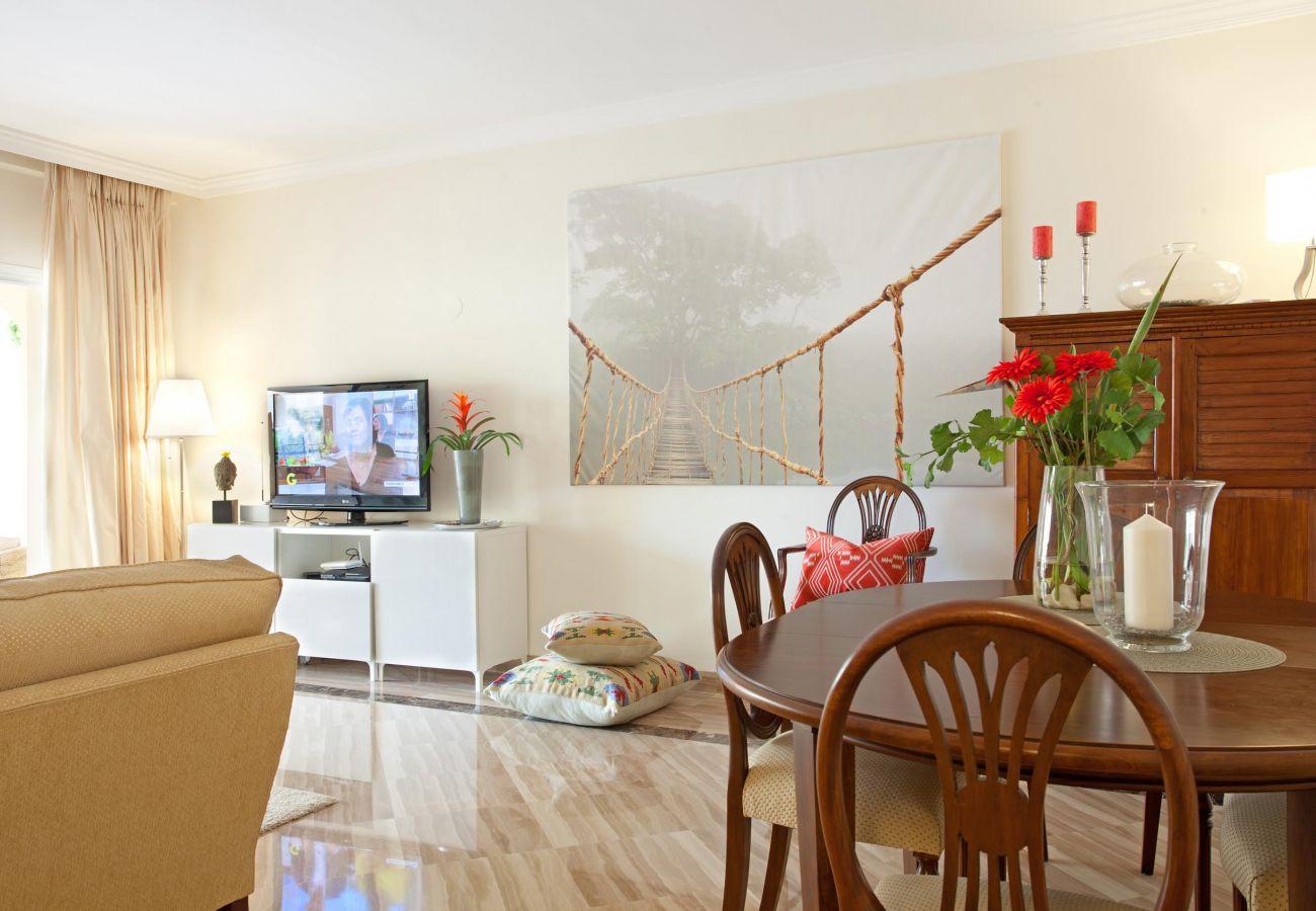 Apartamento en Marbella - Apartamento de lujo Hacienda Elviria, Marbella