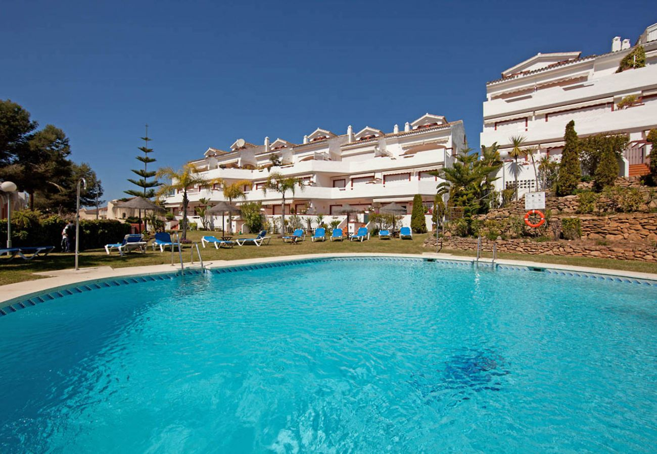 Apartamento en Marbella - Apartamento en planta baja junto a la playa Elviria, Marbella