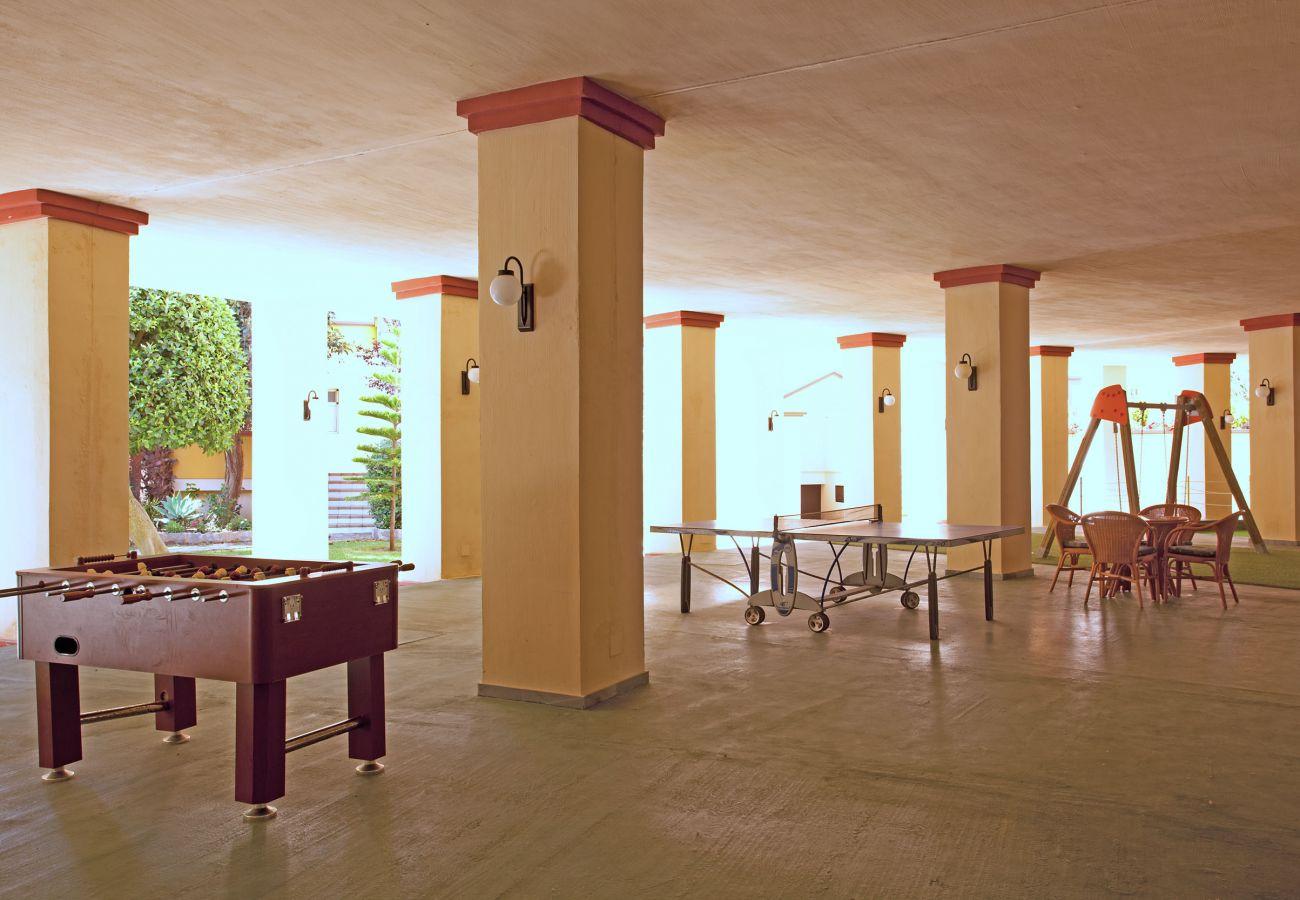 Apartamento en Marbella - ApApartamento junto a la playa en Elviria, Romana Playa
