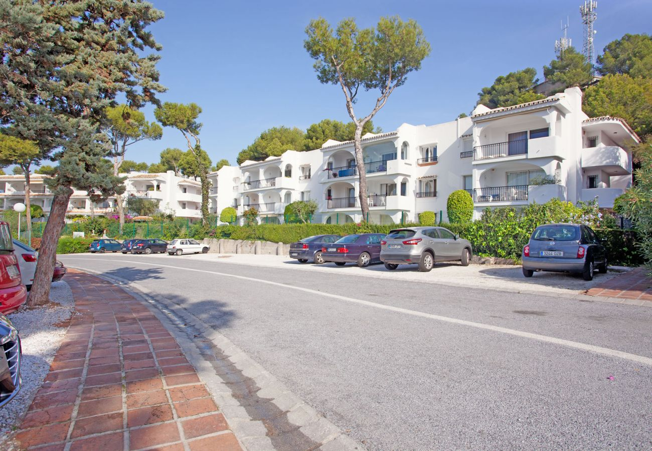 Apartamento en Mijas Costa - Apartamento moderno con fantásticas vistas Miraflores, Mijas Costa