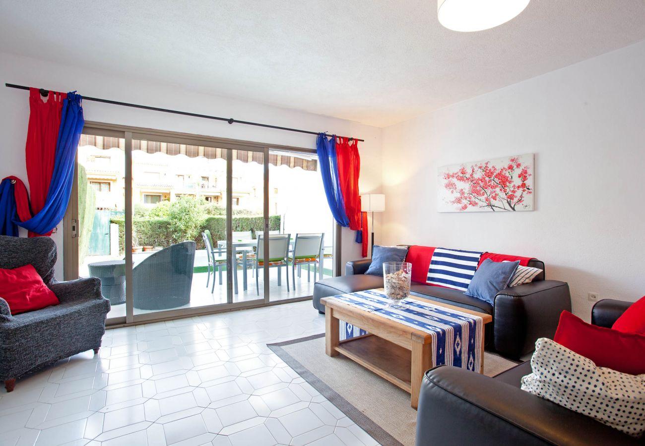 Casa en Marbella - Amplia casa adosada Nagüeles Marbella