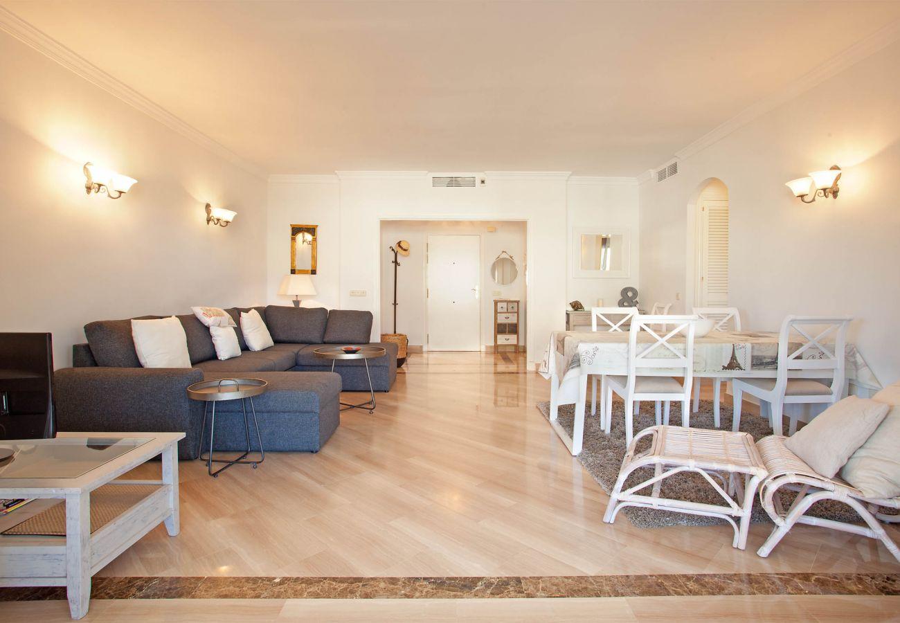 Apartamento en Marbella - Apartamento lujoso en Elviria lado playa