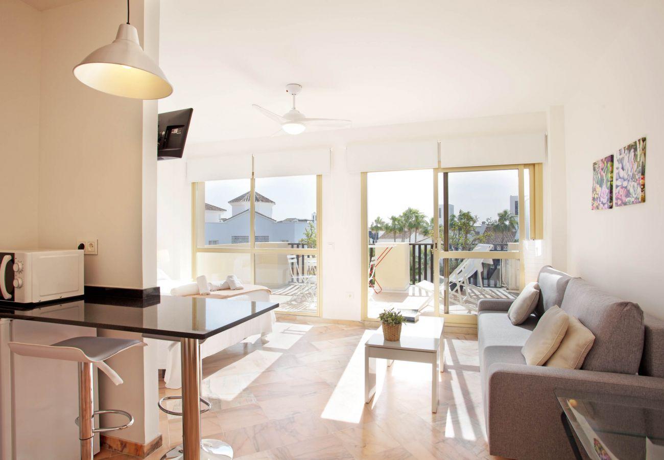 Estudio en Marbella - Romana Playa 441 - Elviria, Marbella
