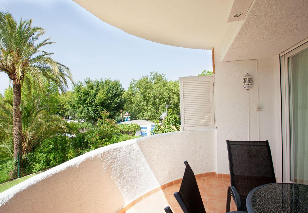 Estudio en Marbella - Estudio junto a la playa edificio Coronado