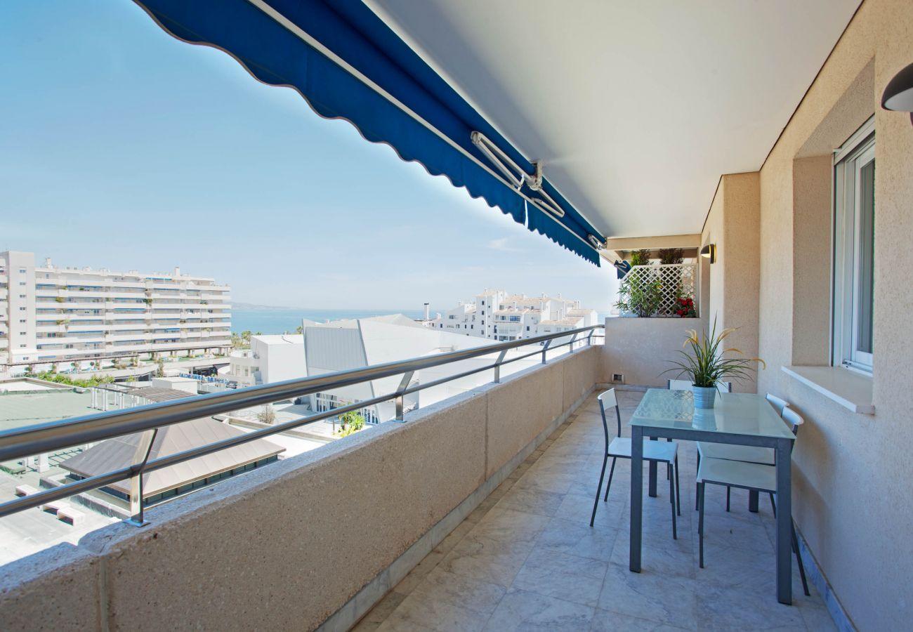 Apartamento en Marbella - Apartamento centrico en Puerto Banús