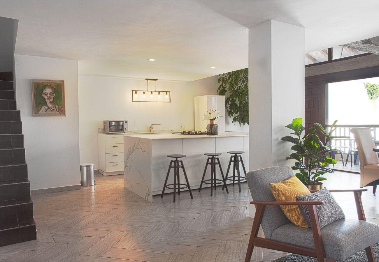 Apartamento en Benahavís - El Fogon Benahavis Boutique Loft