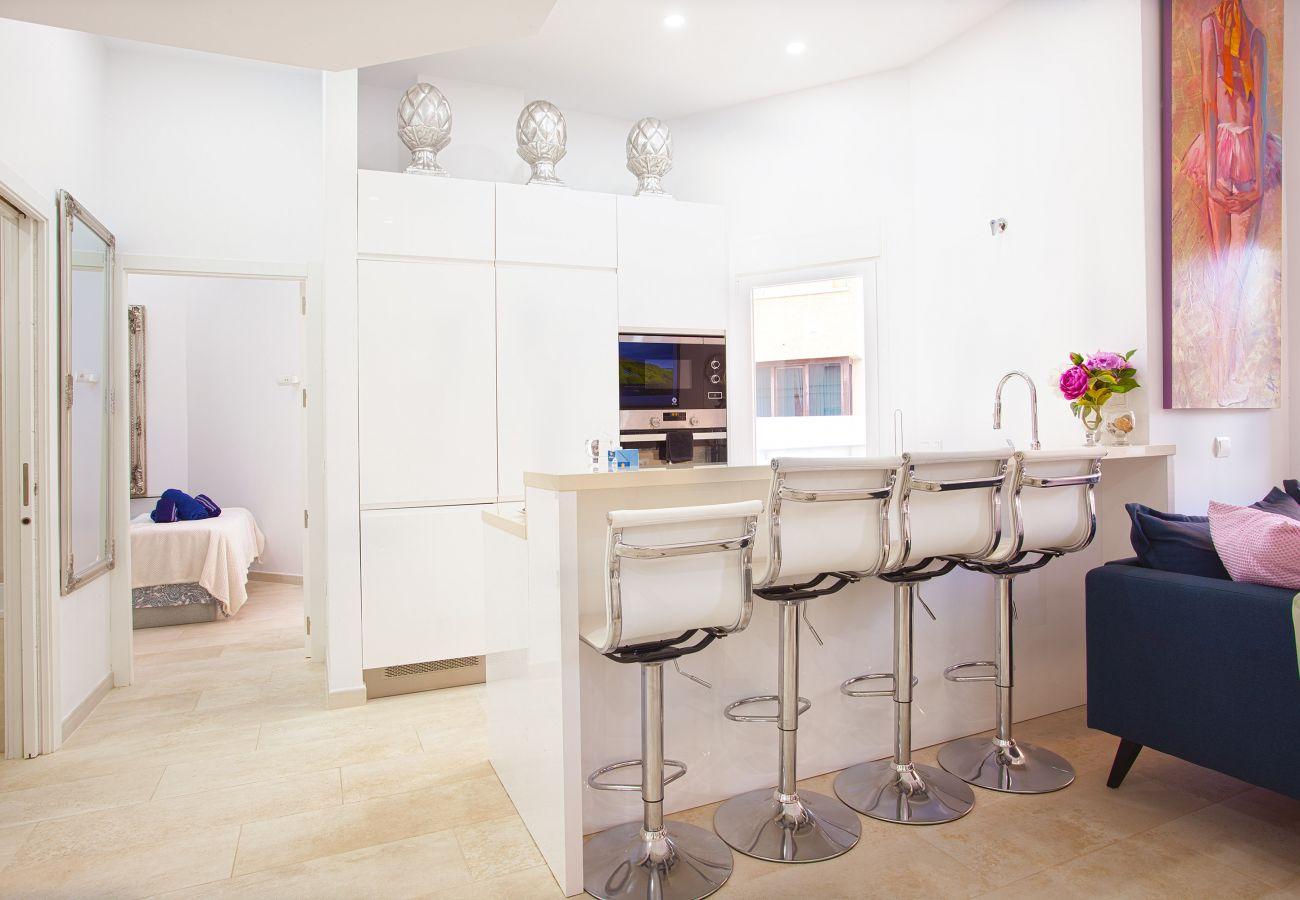 Apartamento en Marbella - Apartamento moderno en Marbella - Azahara D4
