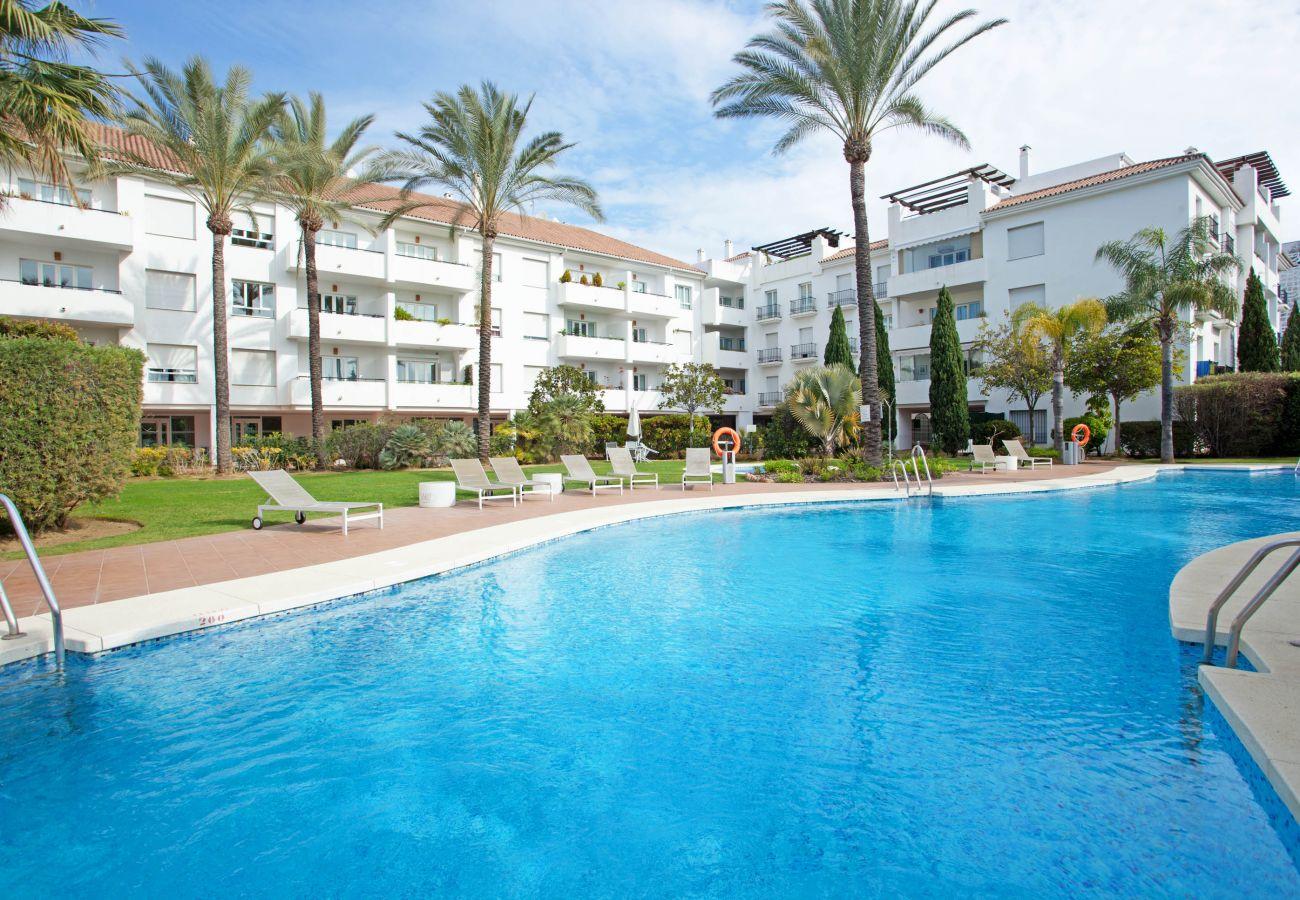 Apartamento en Marbella - Mirador de Rodeo, apartamento Puerto Banus
