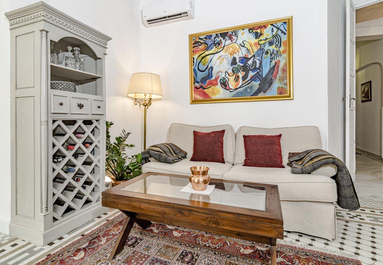 Apartamento en Málaga - PLVM- 3 bedroom apartment center of Malaga old town