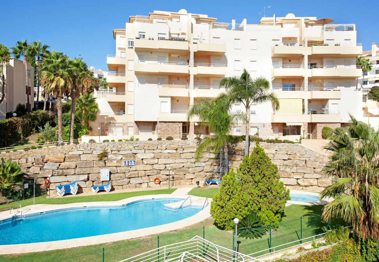 Apartamento en Mijas Costa - Refugio de Riviera alquiler largo plazo
