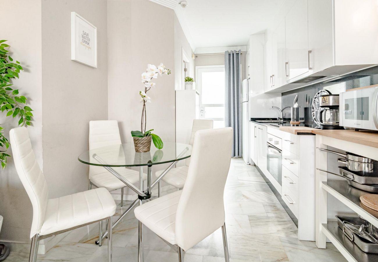 Apartamento en Marbella - Vime- Comfortable 2 bed apartment next to beach