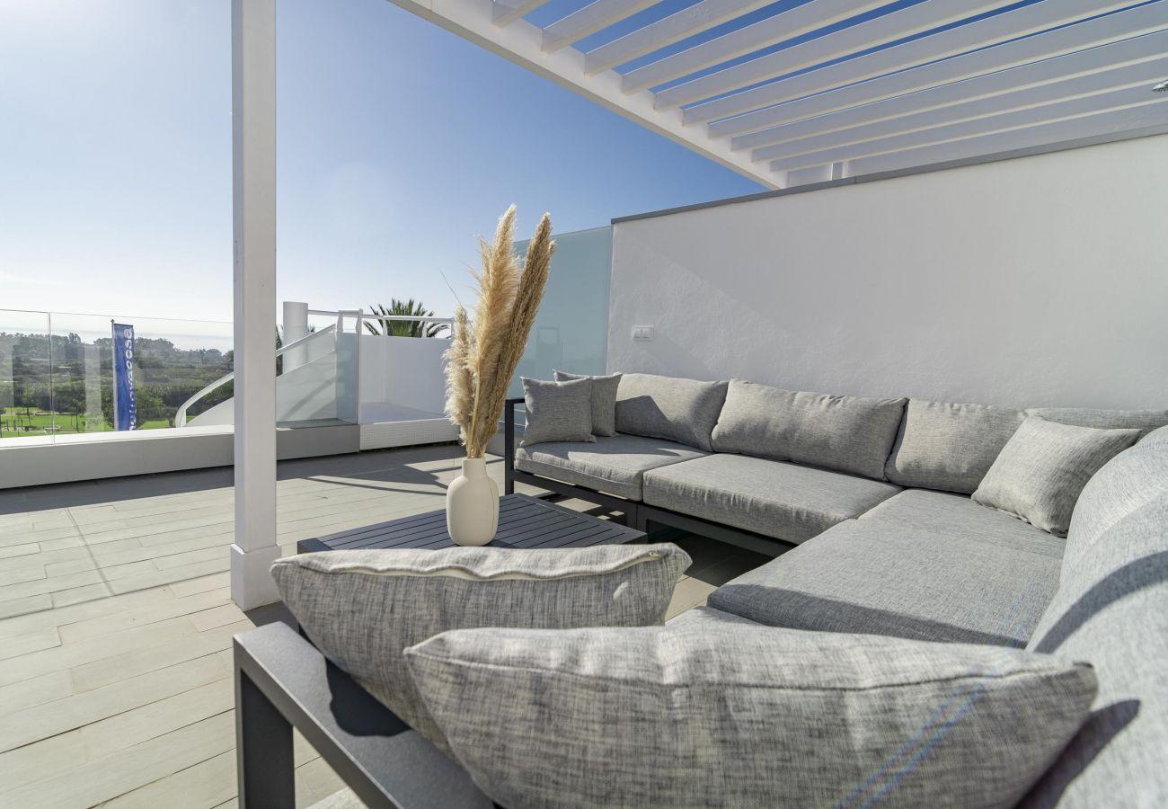 Apartamento en Estepona - LEM2- Brand new apartment in a quiet location