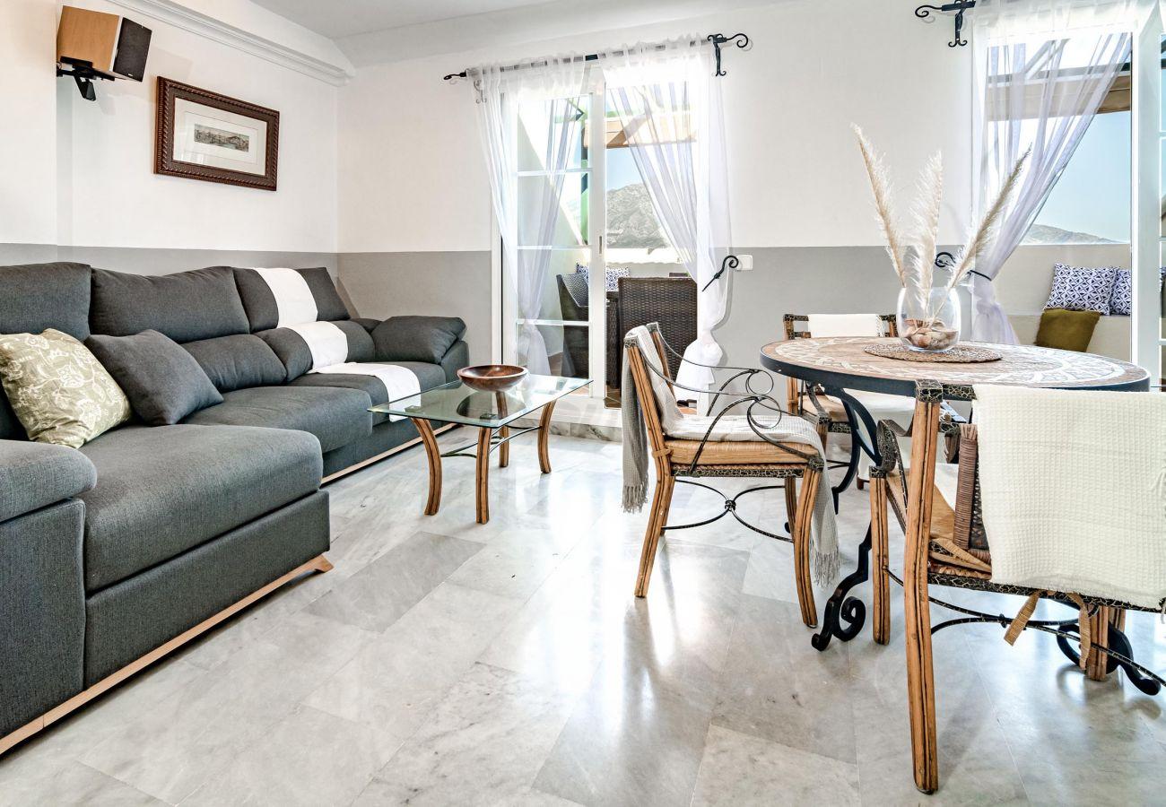 Apartamento en Puerto Banus - SAG1-Classic apartment close to Puerto Banus