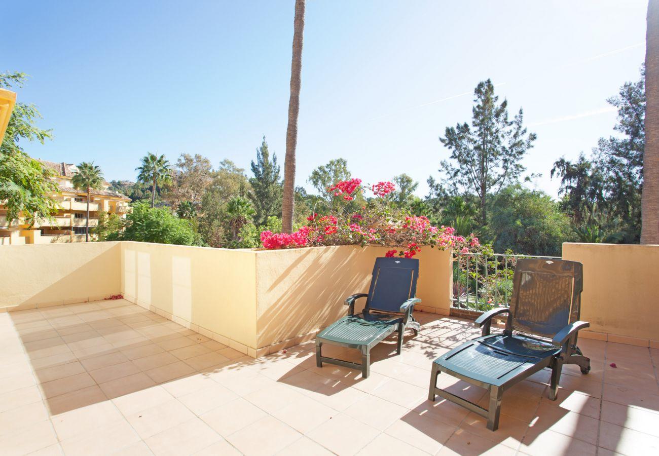 Casa adosada en Marbella - Adosado en venta Greenlife village Marbella
