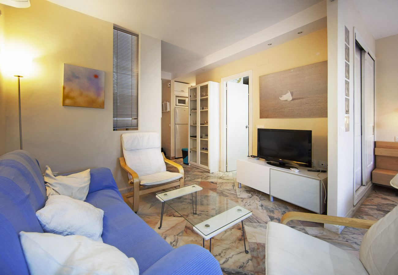 Estudio en Marbella - Studio en venta en Romana Playa