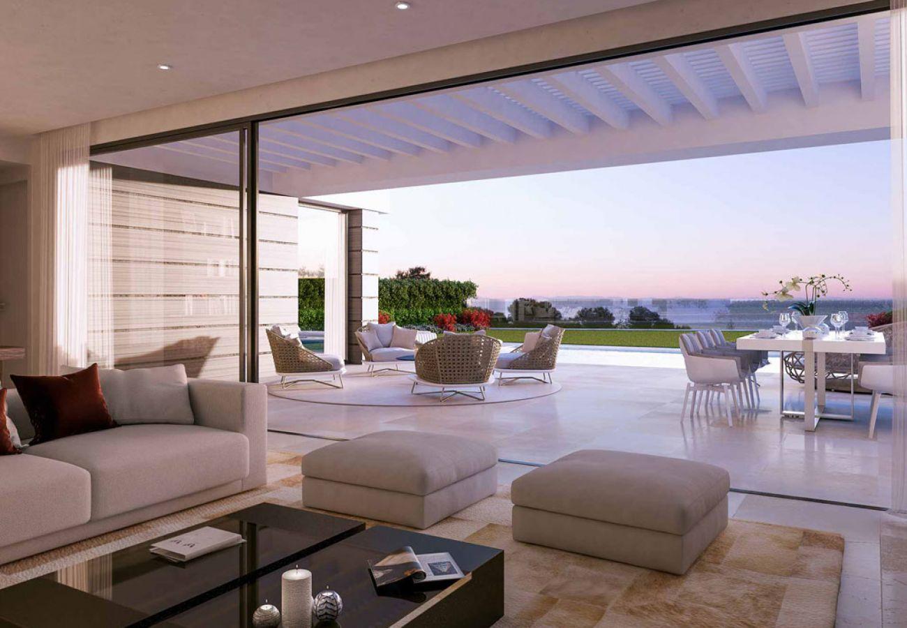 Villa en Marbella - Cabo Royale Villas Cabopino