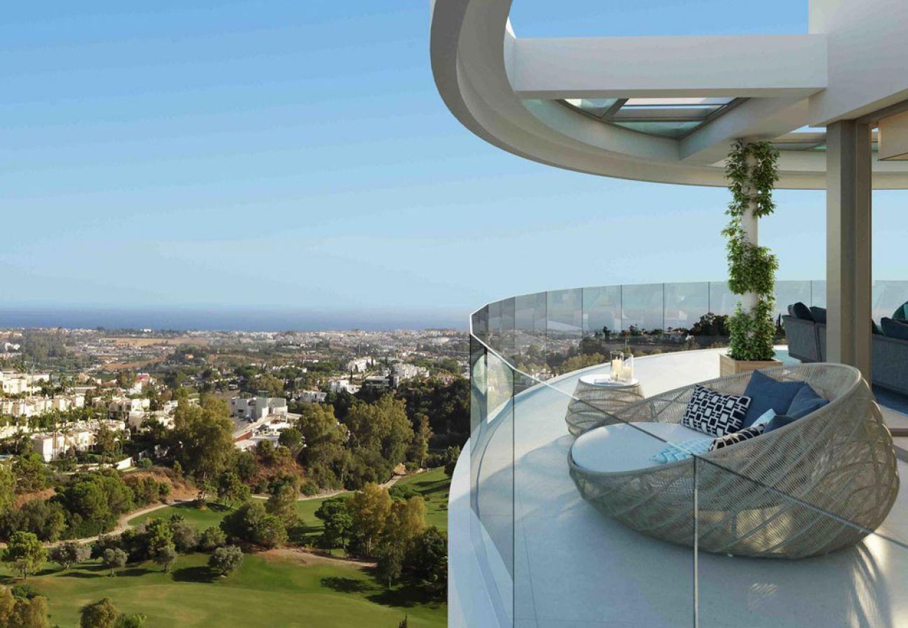Apartamento en La Quinta - The View Marbella,apartamentos de lujo