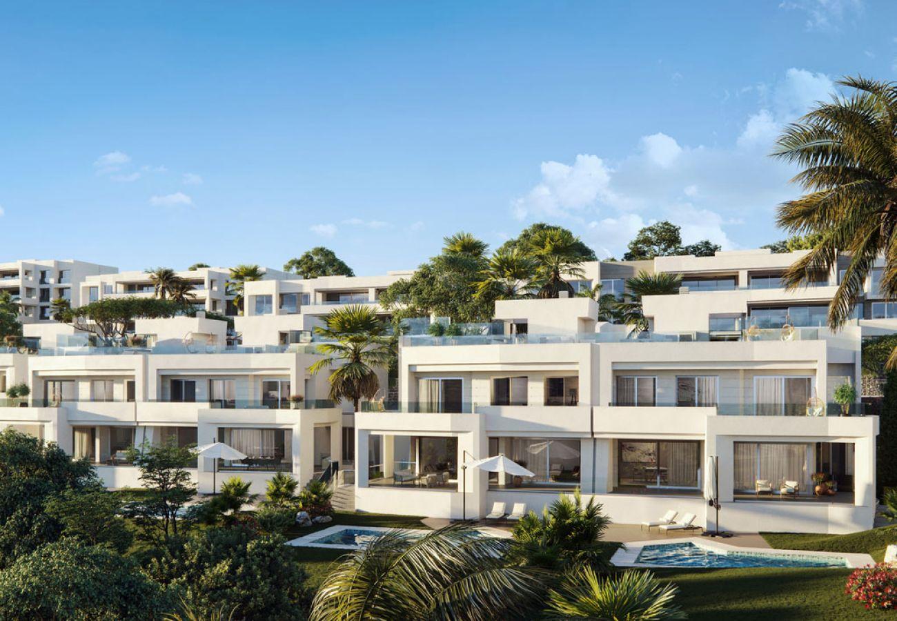 Casa adosada en Marbella - Adosadas Soul Marbella