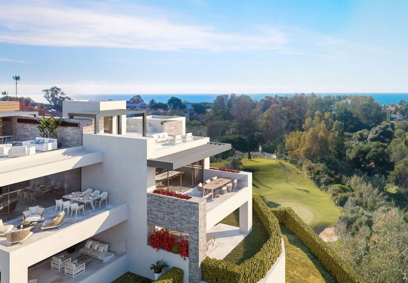Apartamento en Marbella - Artola Homes apartmentos Cabopino