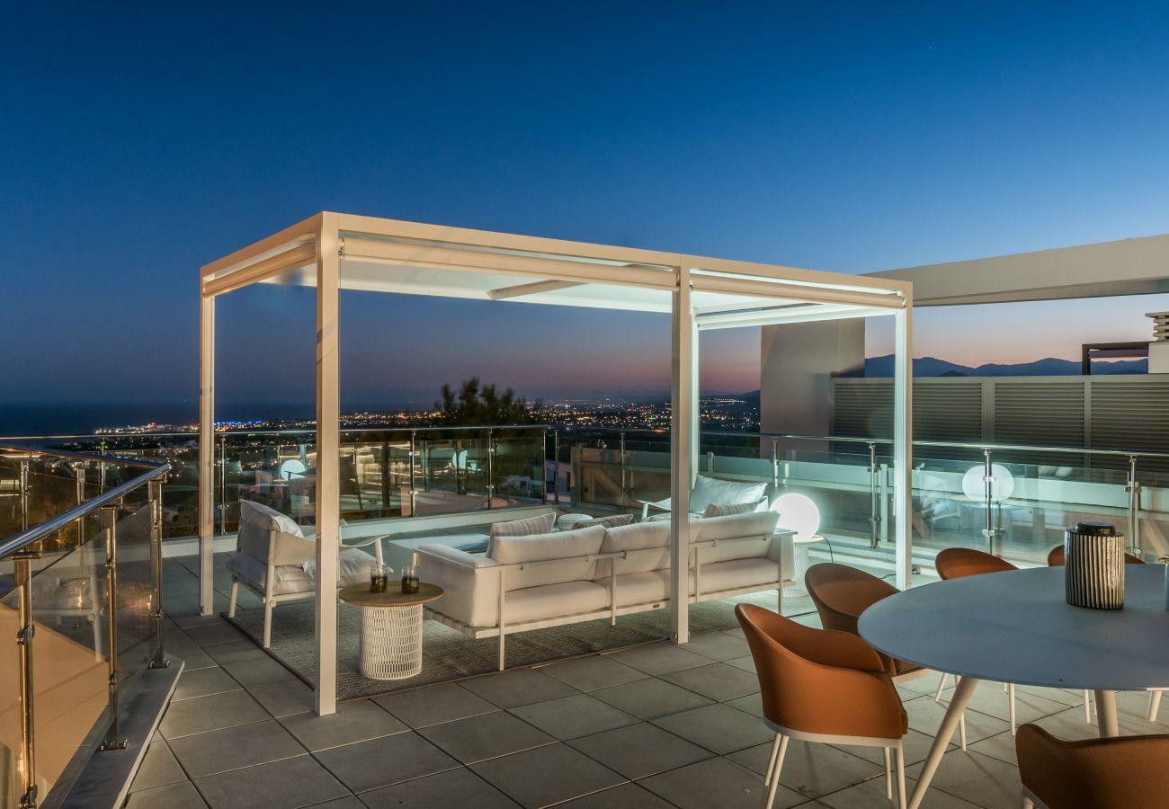 Villa en Marbella - Villa Altius, Golden Mile, Marbella