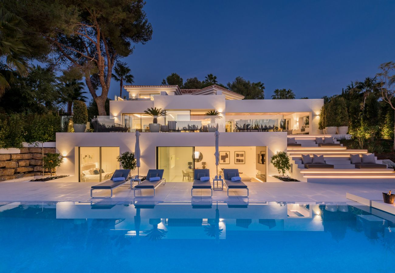 Villa en Marbella - Casa Laranja, Nueva Andalucia Marbella