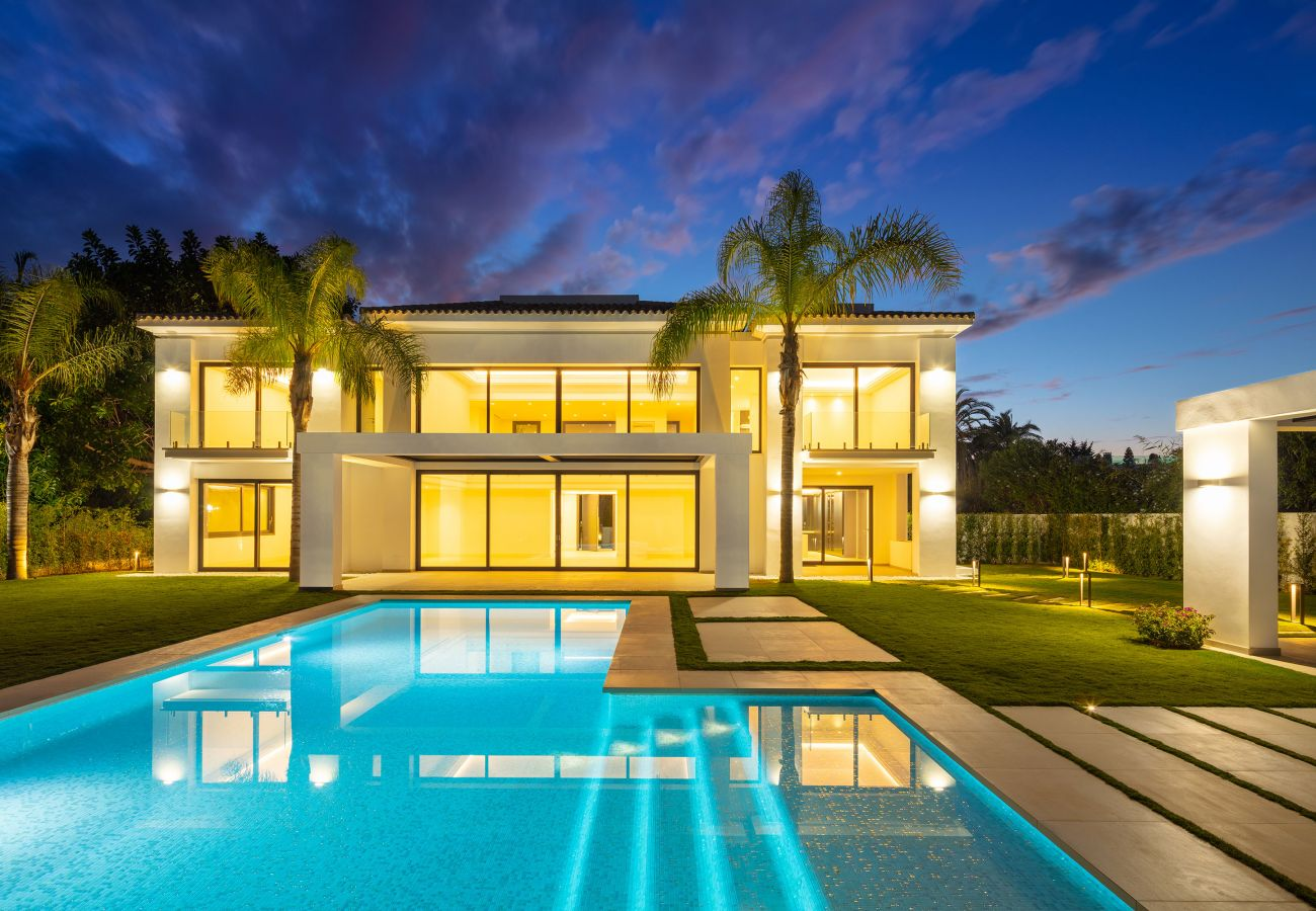 Villa en Marbella - Villa de lujo en venta en casasola, Marbella