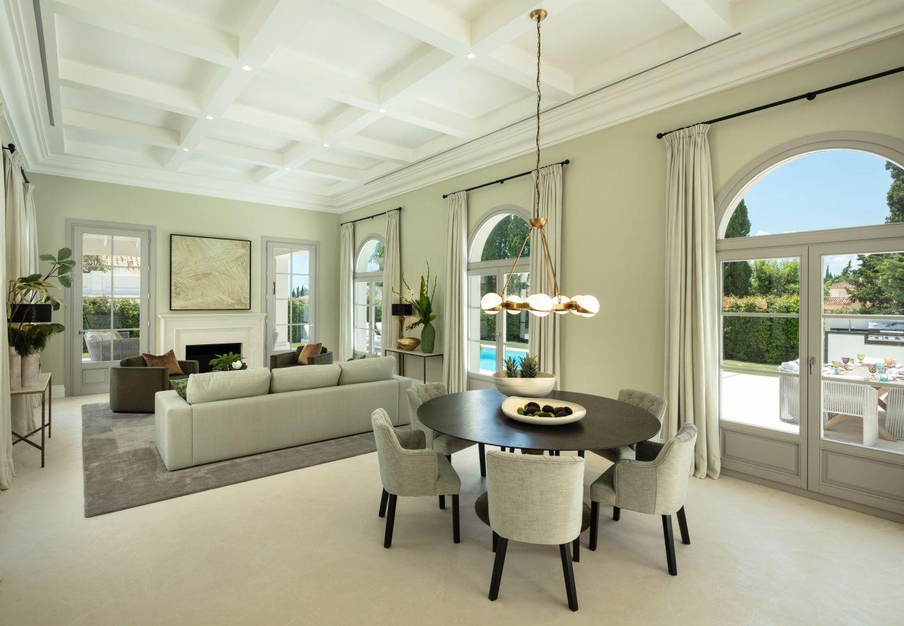 Villa en Marbella - Lujosa Villa en venta Nagueles, Marbella