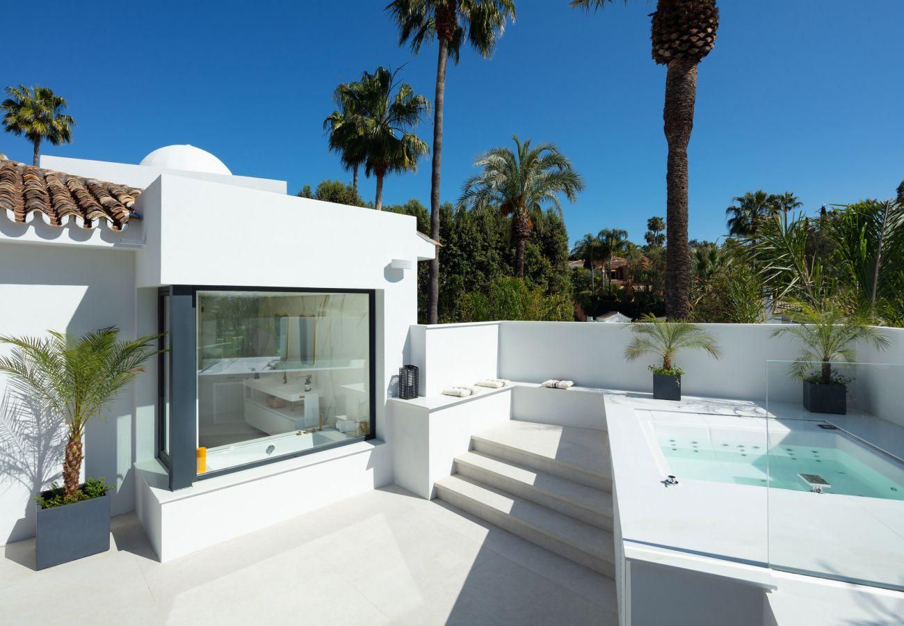 Villa en Marbella - Increíble villa en Nueva Andalucía, Marbella