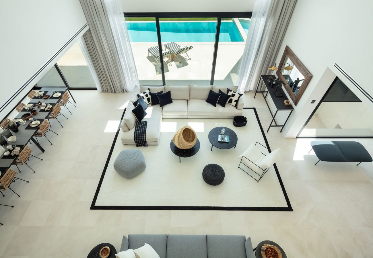 Villa en Marbella - Villa de lujo en venta La Cerquilla Marbella