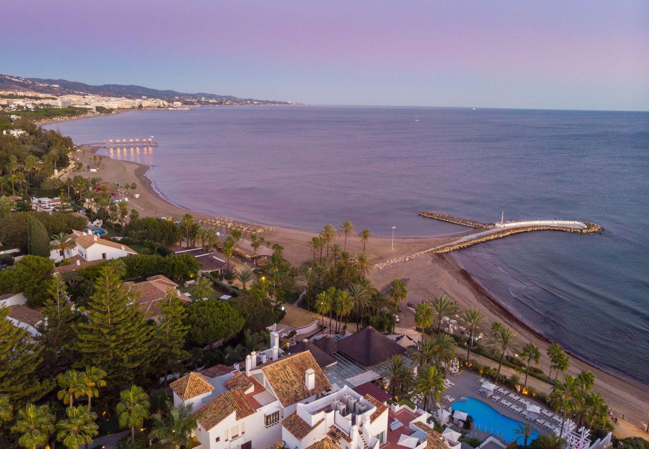 Ático en Marbella - Ático en venta en Puente Romano Marbella