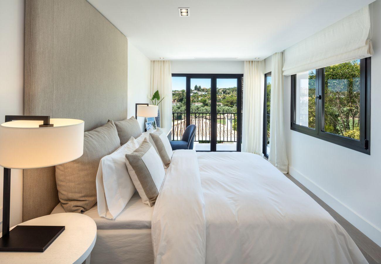 Villa en Marbella - Villa de lujo en venta en Nueva Andalucía