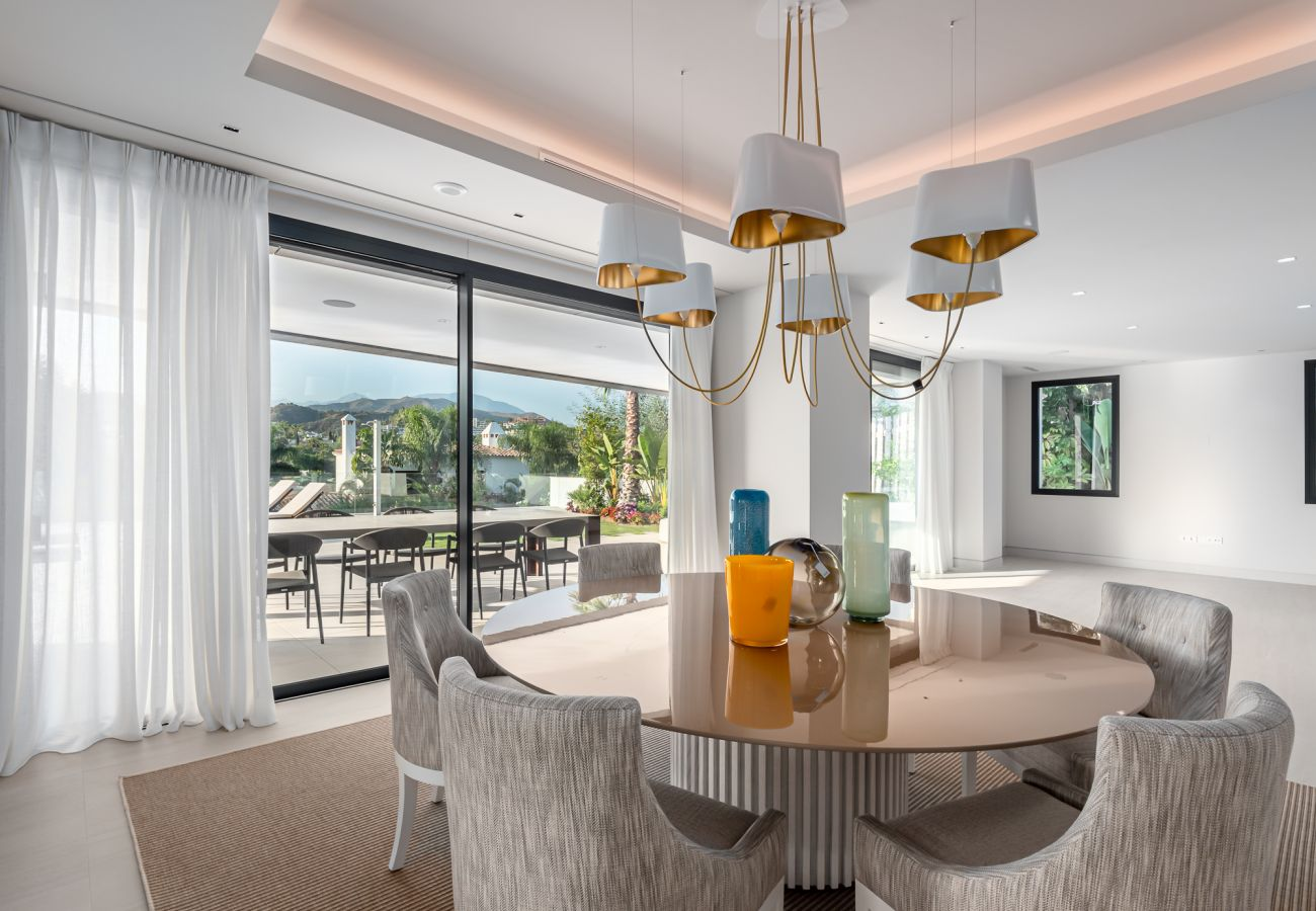 Villa en Marbella - Villa de lujo en venta Nueva Andalucía, Marbella