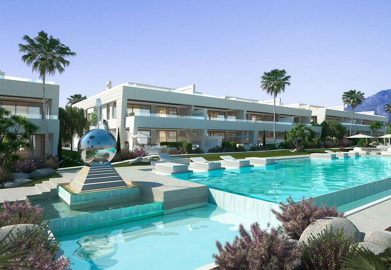 Apartamento en Marbella - Epic Marbella, apartamentos de lujo en la Milla de Oro