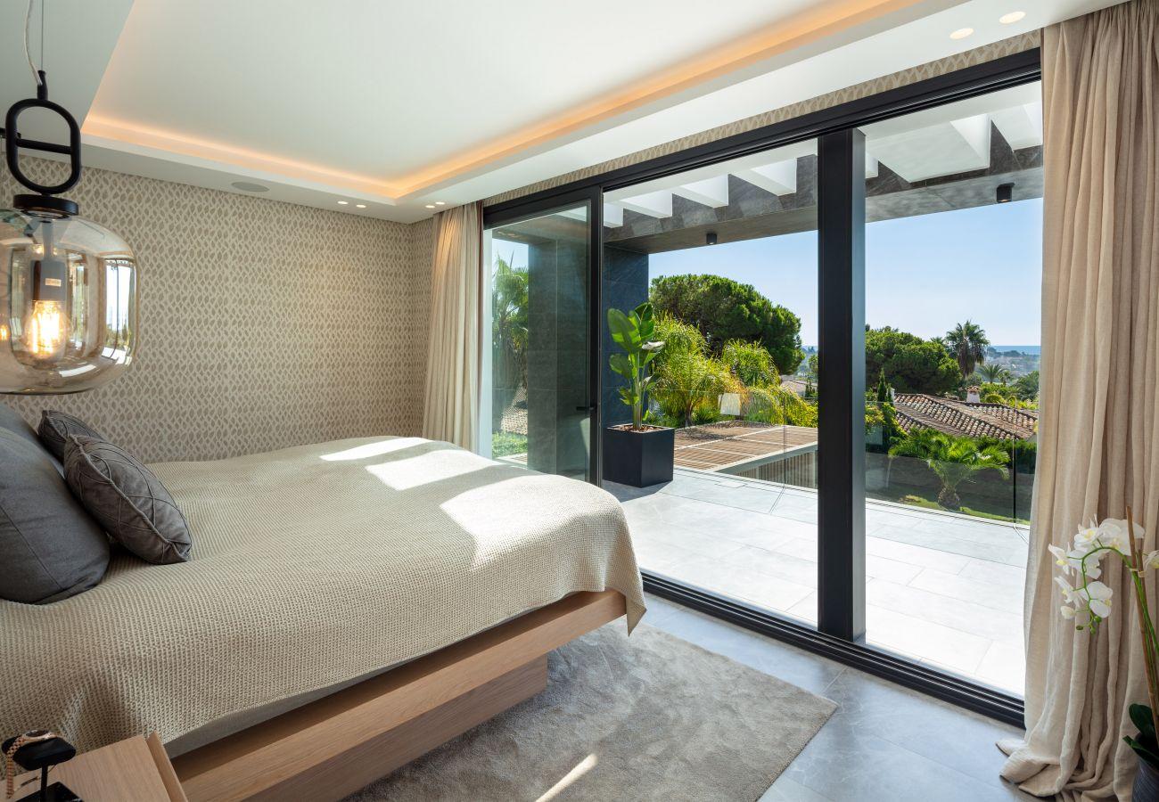 Villa en Marbella - Villa de lujo en venta en Nueva Andalucía - Villa Marina