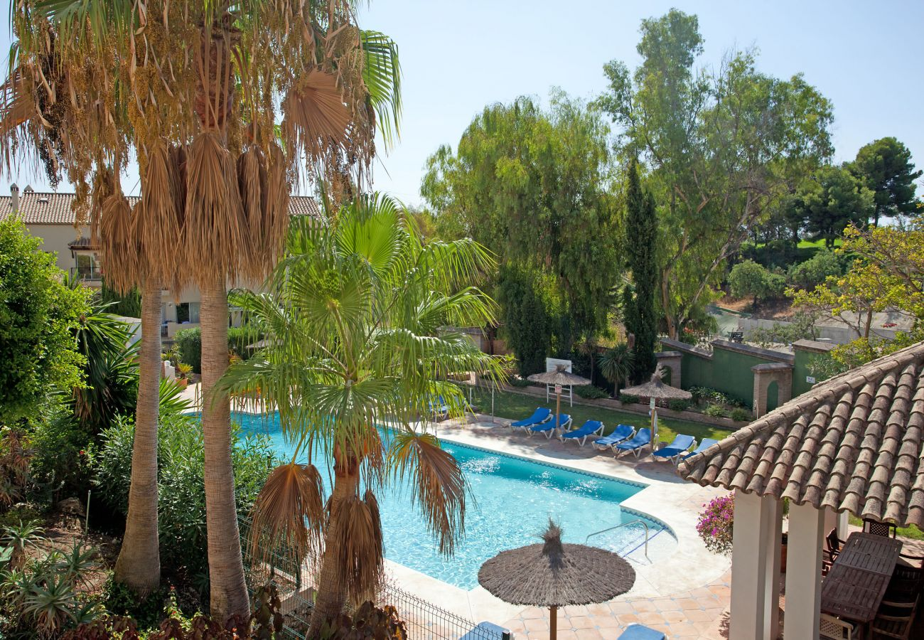 Apartment in Marbella - Tastefully furnished apartment Aloha, Marbella