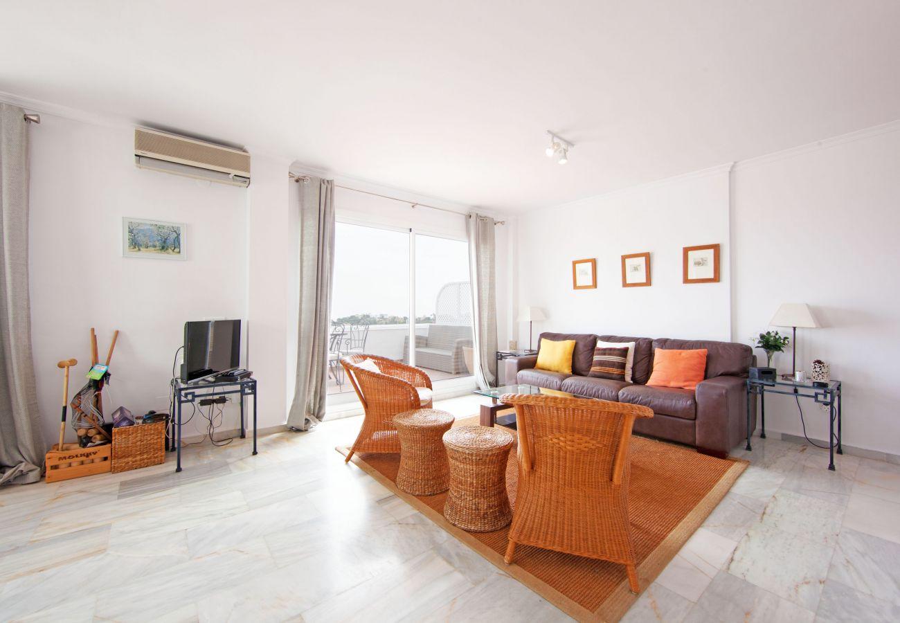 Apartment in Ojen - Beautiful apartment in natural surroundings La Mairena, Elviria