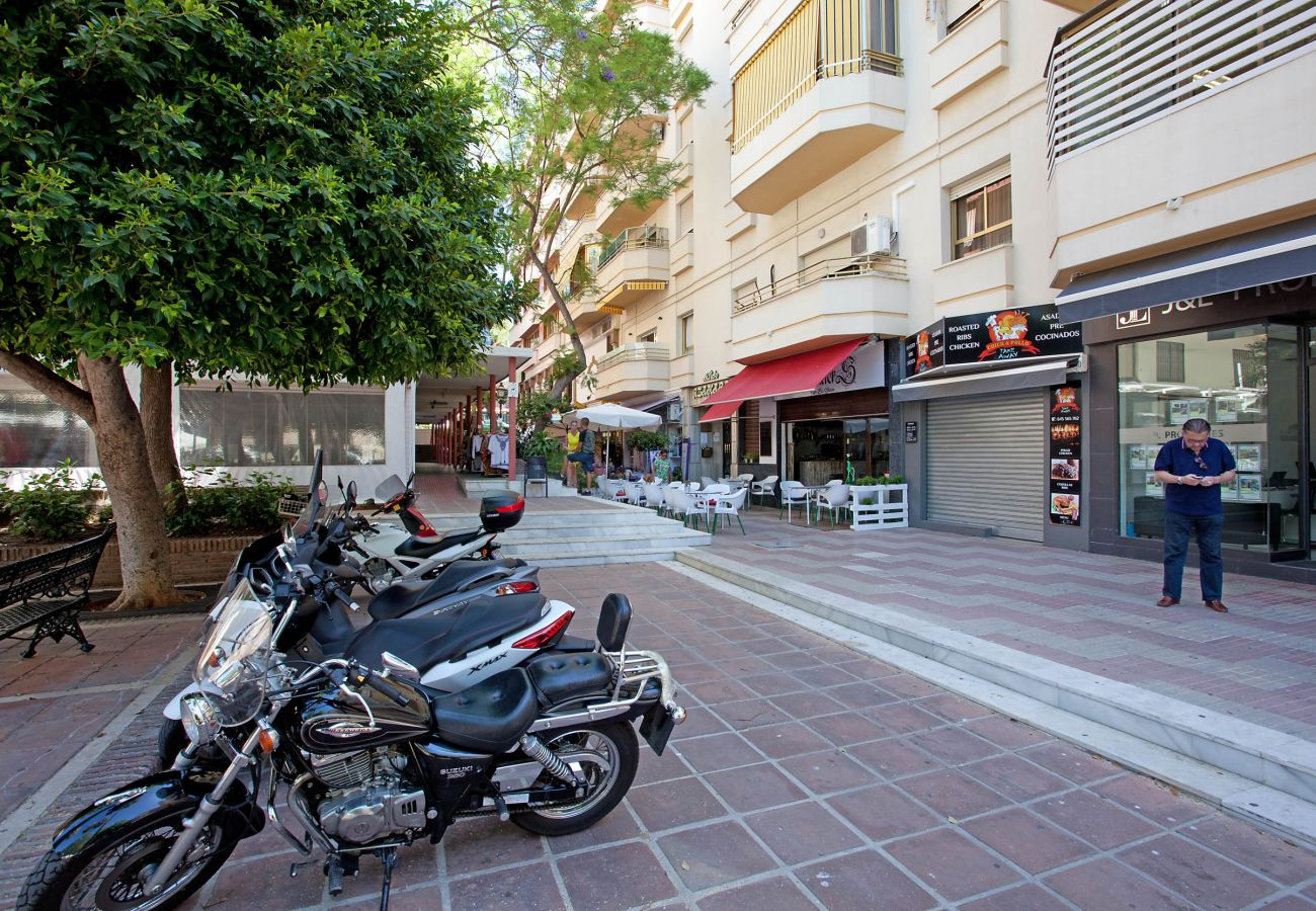 Apartment in Marbella - Centrally located apartment Marbella town