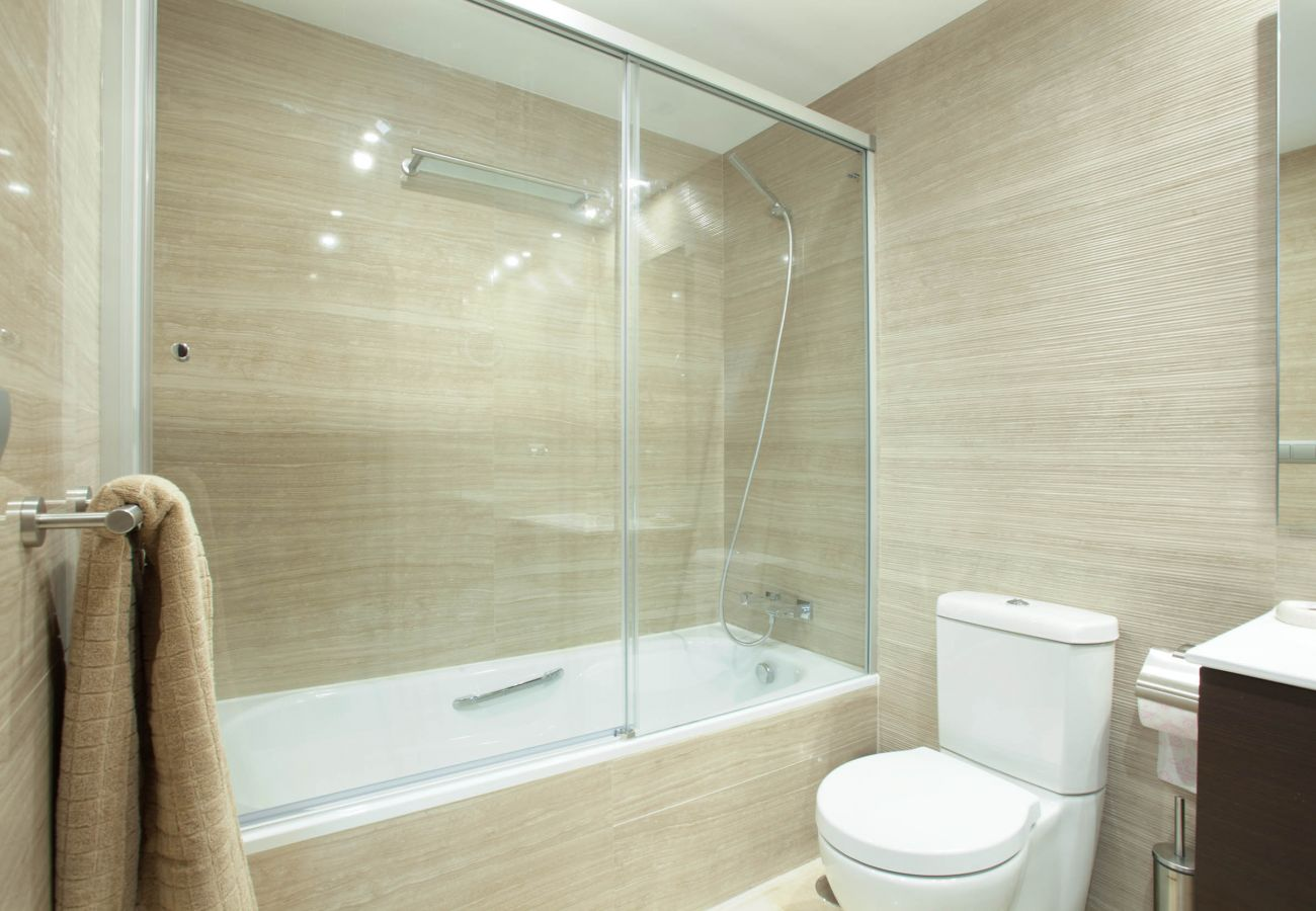 Apartment in Ojen - Ground floor apartment with amazing views
