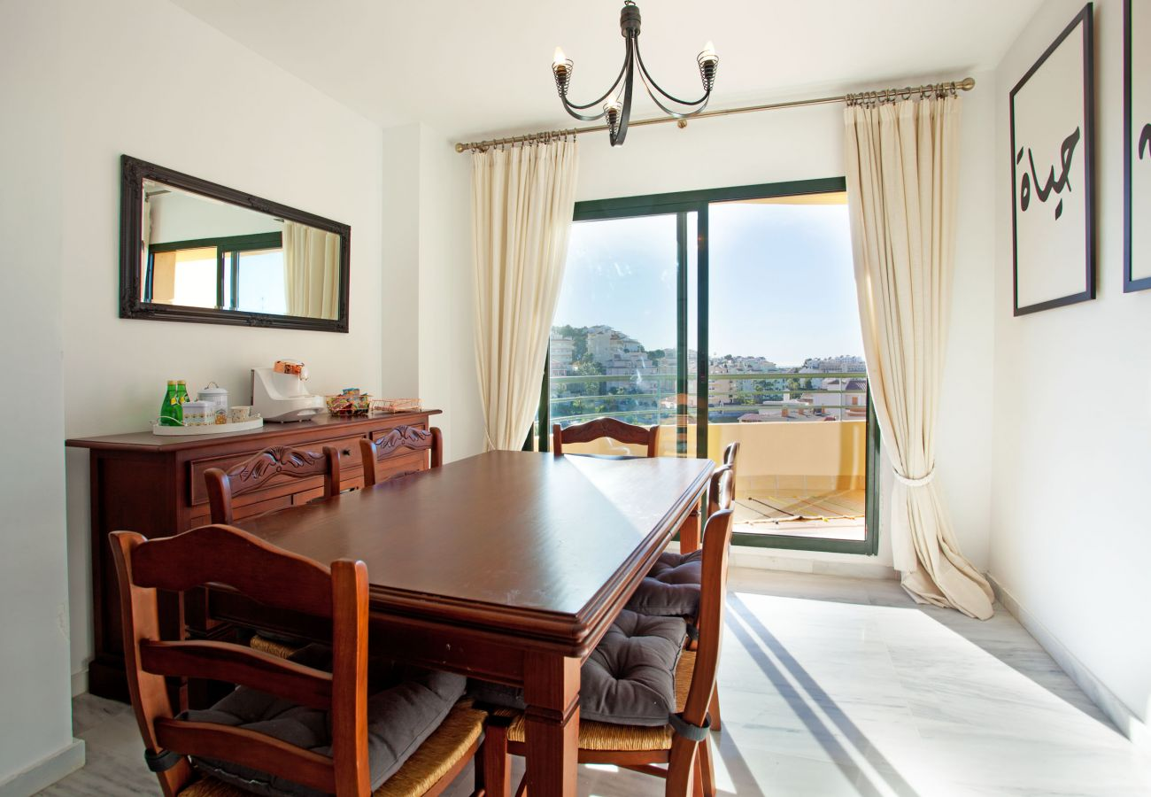 Apartment in Mijas Costa - Three bedroom apartment Cumbres de Riviera