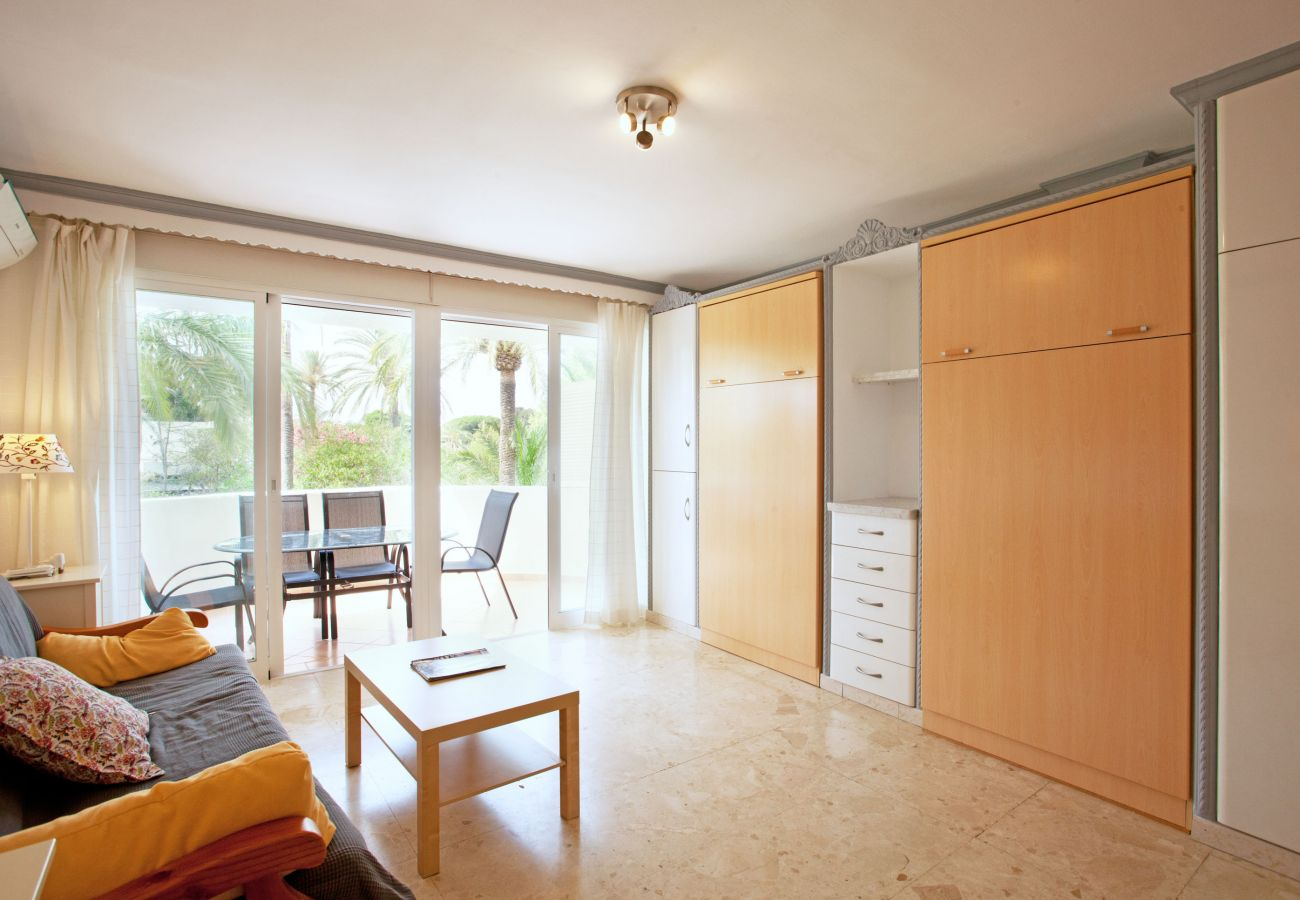 Studio in Marbella - Beachside studio Coronado