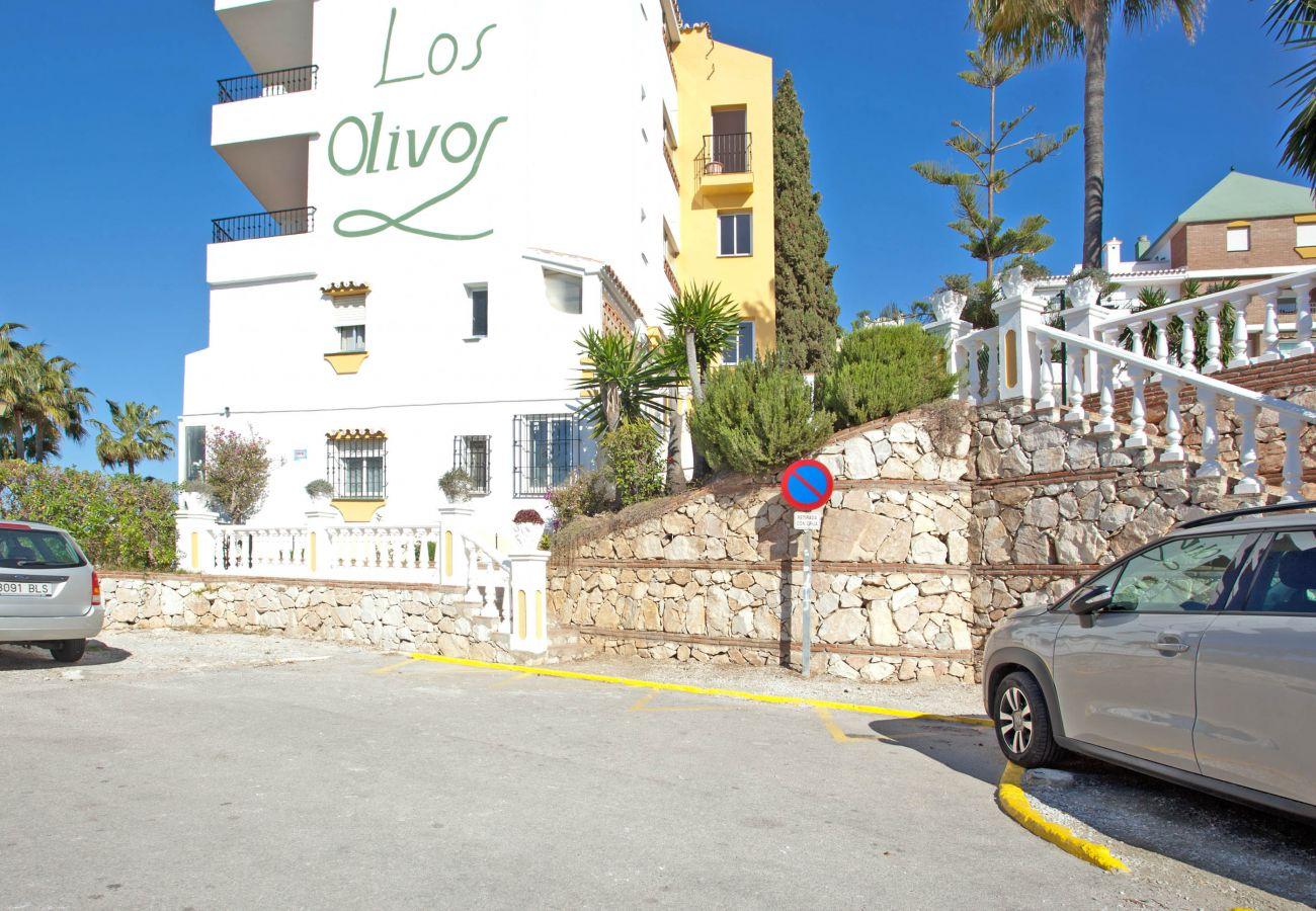 Apartment in Mijas Costa - Apartment with amazing sea views, Riviera del Sol