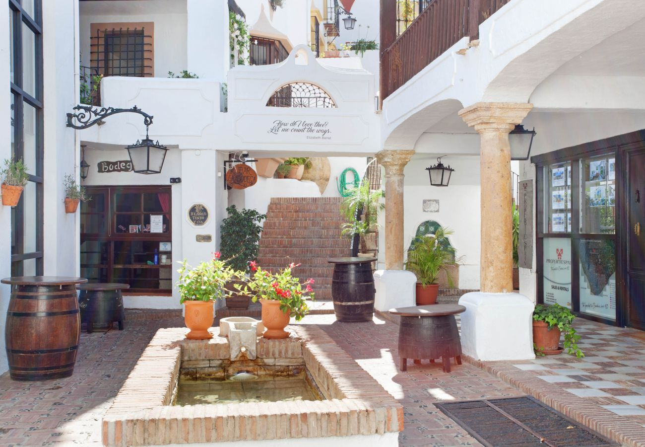 Apartment in Benahavís - El Fogon Benahavis Boutique Loft