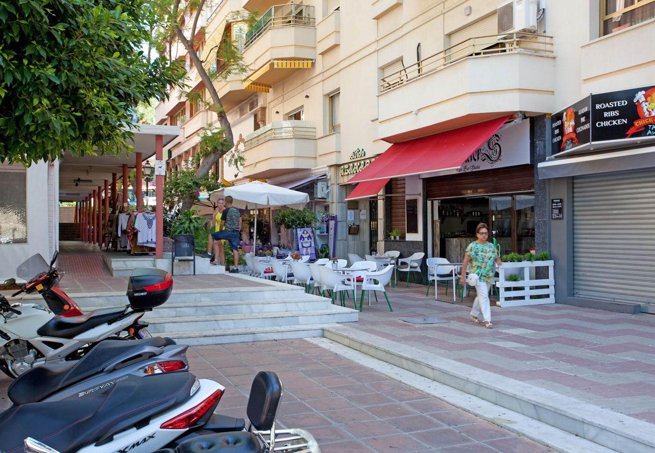 Apartment in Marbella - Modern apartment in Marbella - Azahara D4