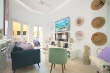 apartamento modern en alquiler, salon