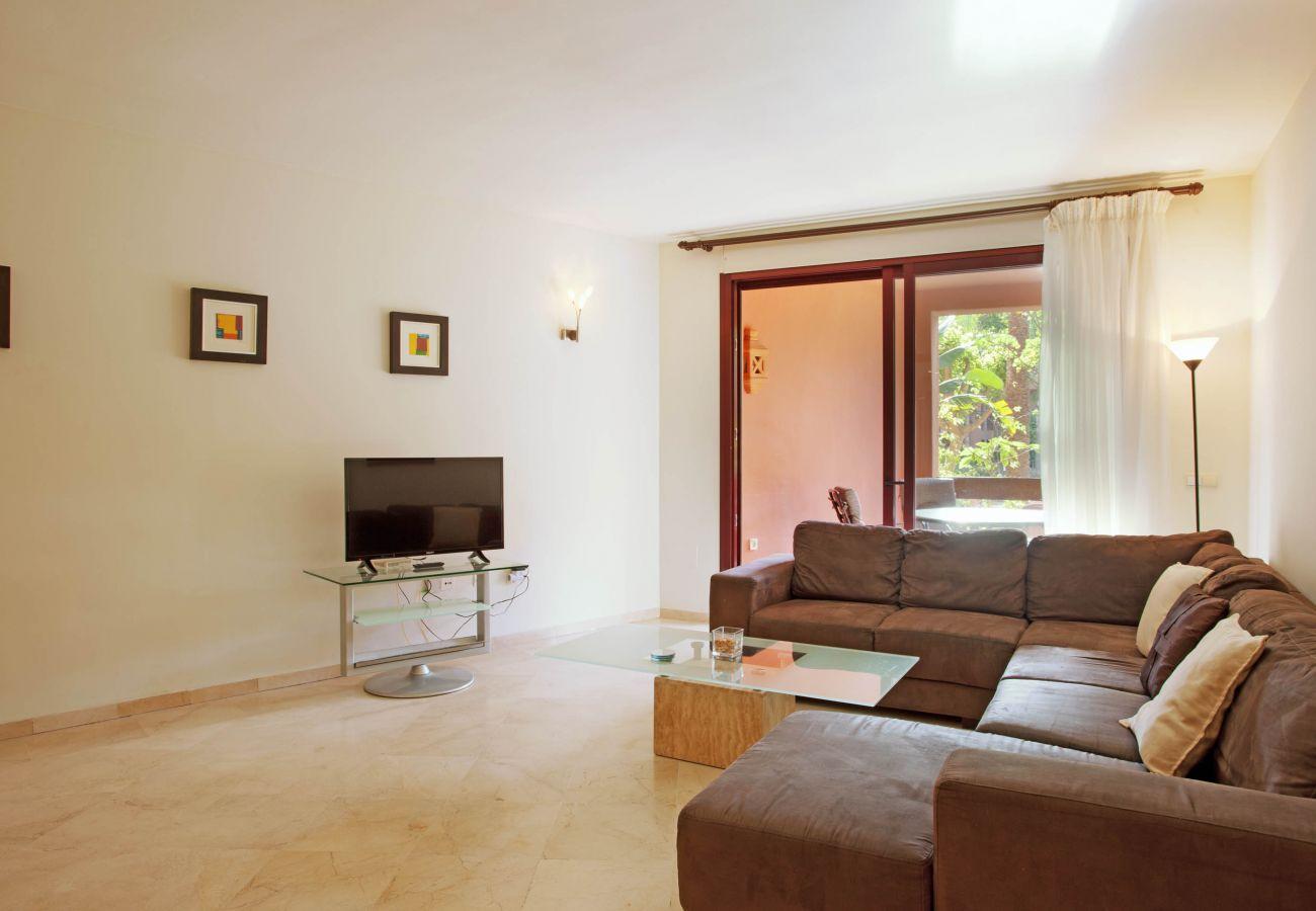 Apartment in Marbella - Spacious three bedroom apartment near the beach, Alicate Playa Marbella