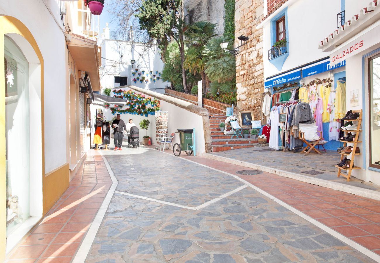 Apartment in Marbella - Old town apartment Marbella