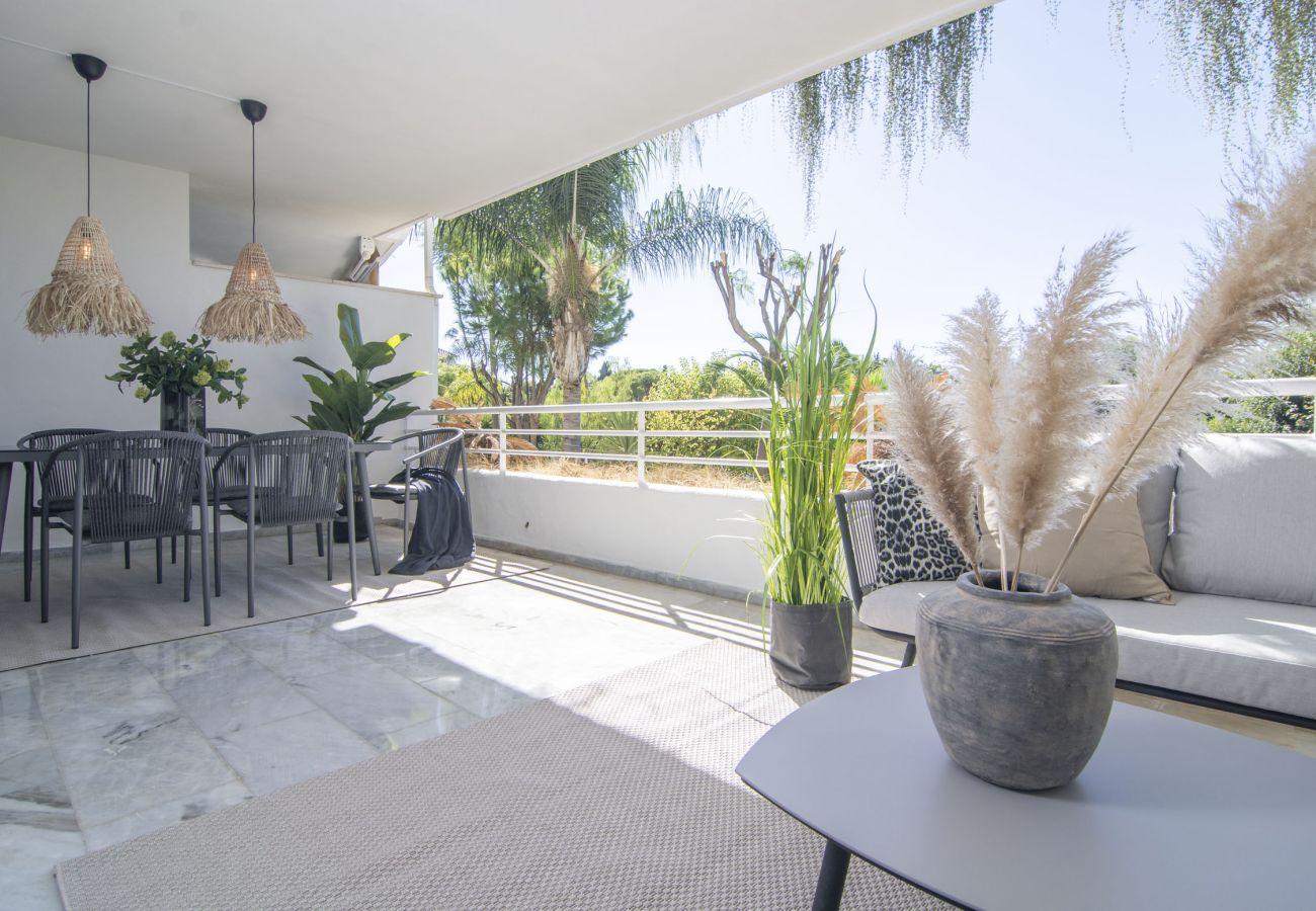 Apartment in San Pedro de Alcántara - GB81-Guadalmina Baja